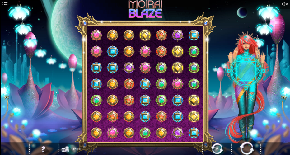 moirai blaze game slots spins