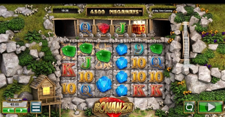 bonanza game slots bet