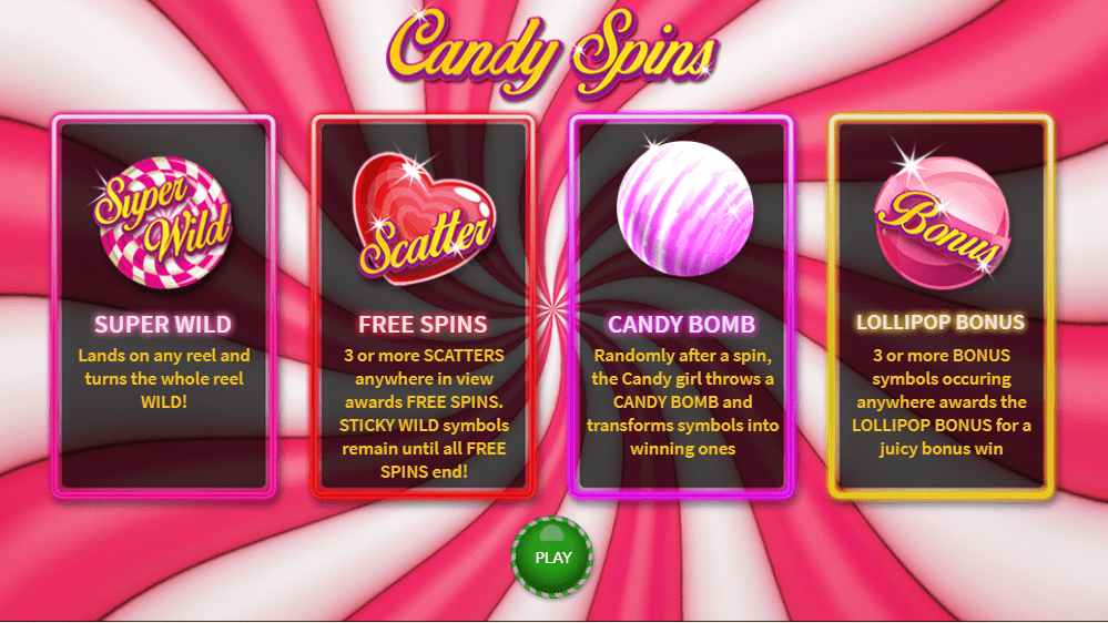 candy slots online