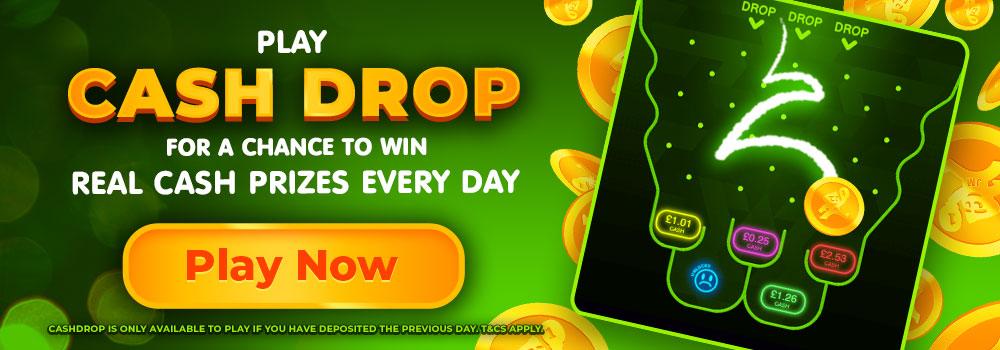 Barbados Bingo -- cashdrop promotion