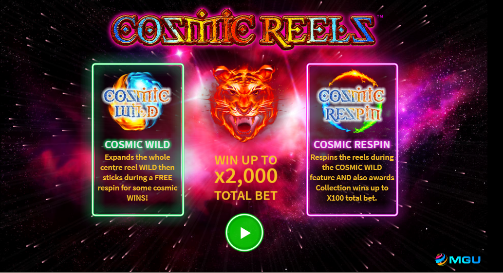 cosmic reels 1