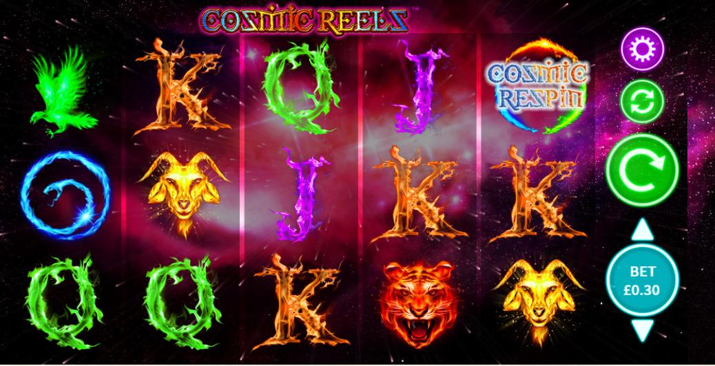 cosmic reels 2