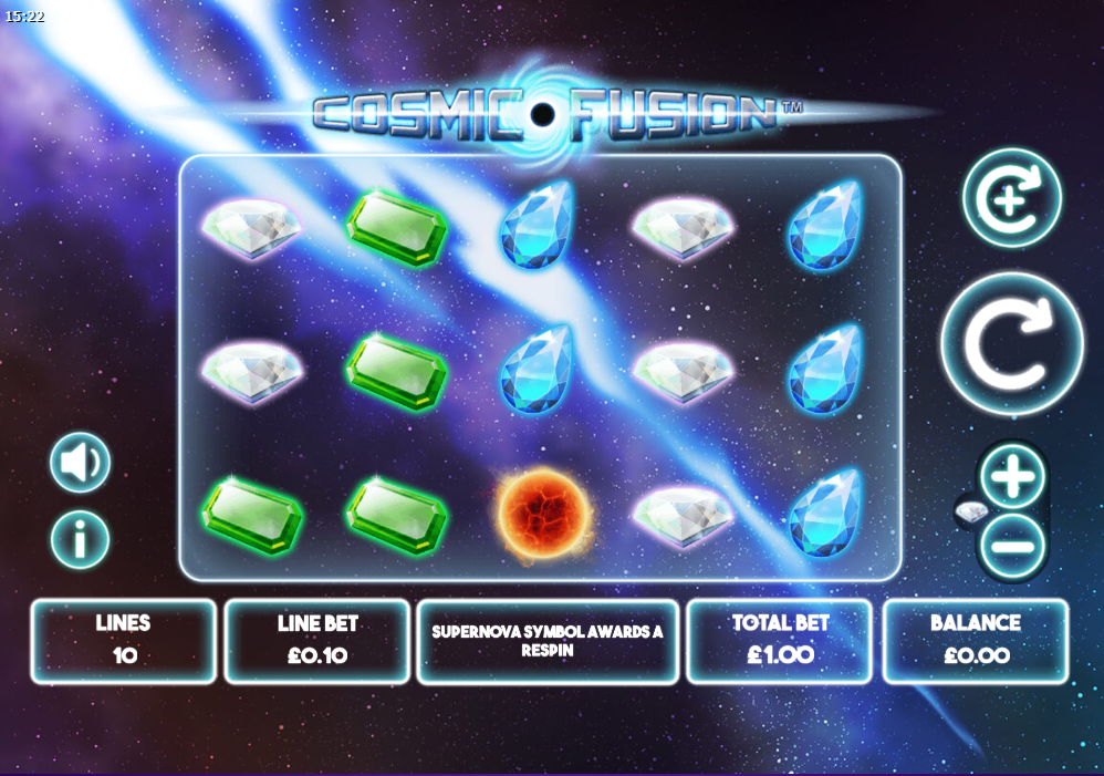 cosmic fusion online game play