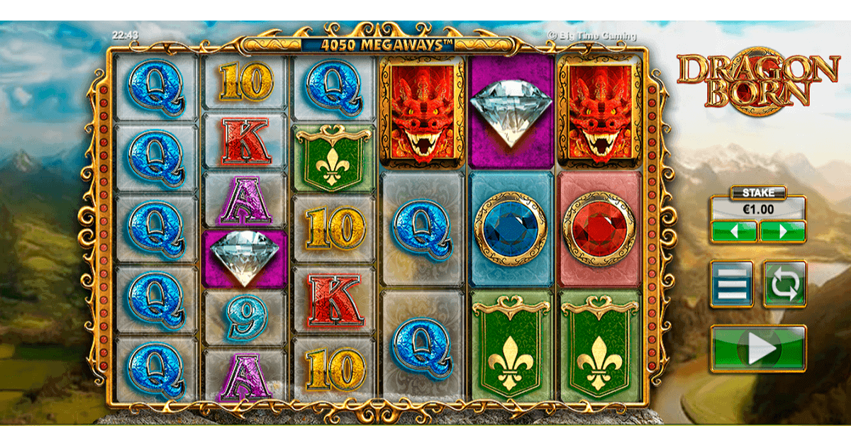 online slots games dragon