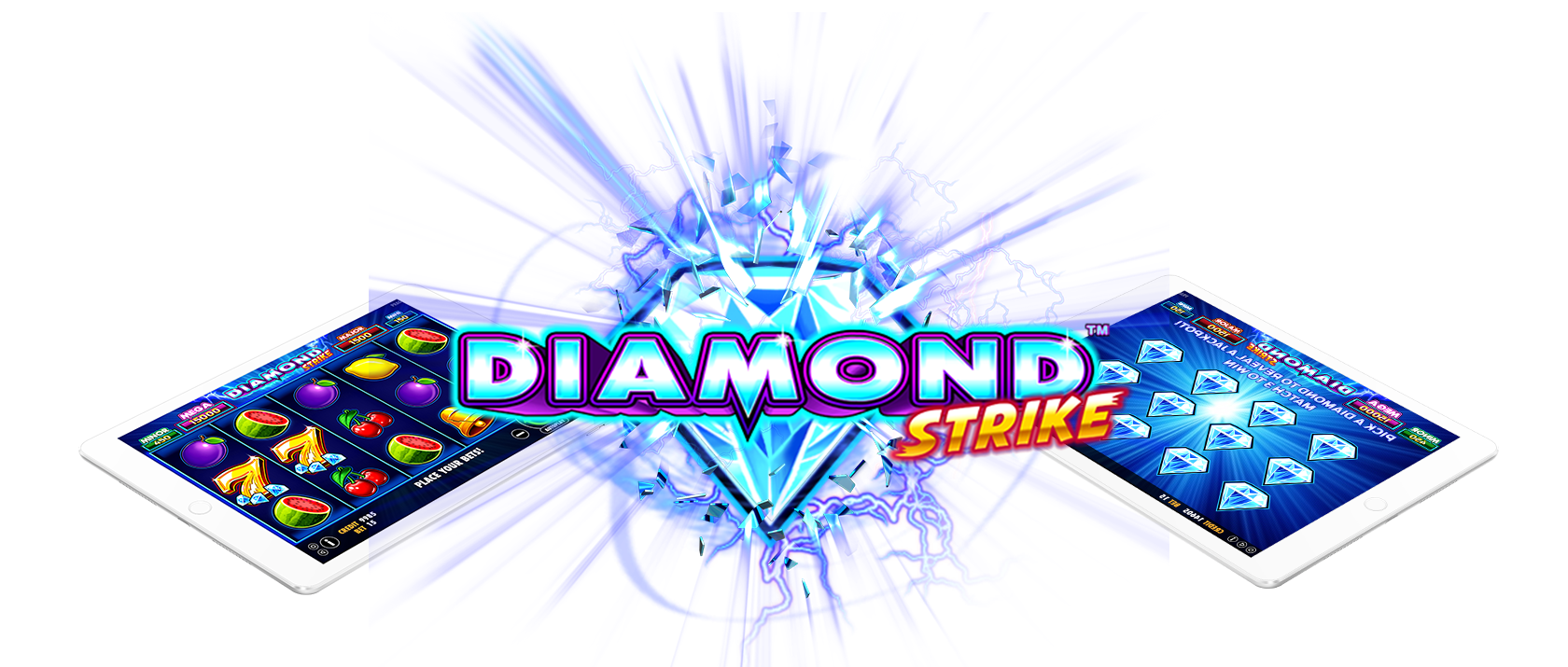 diamond strike slots online