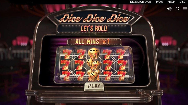 Dice Dice Dice Casino Game