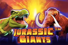 jurassic giants game slots