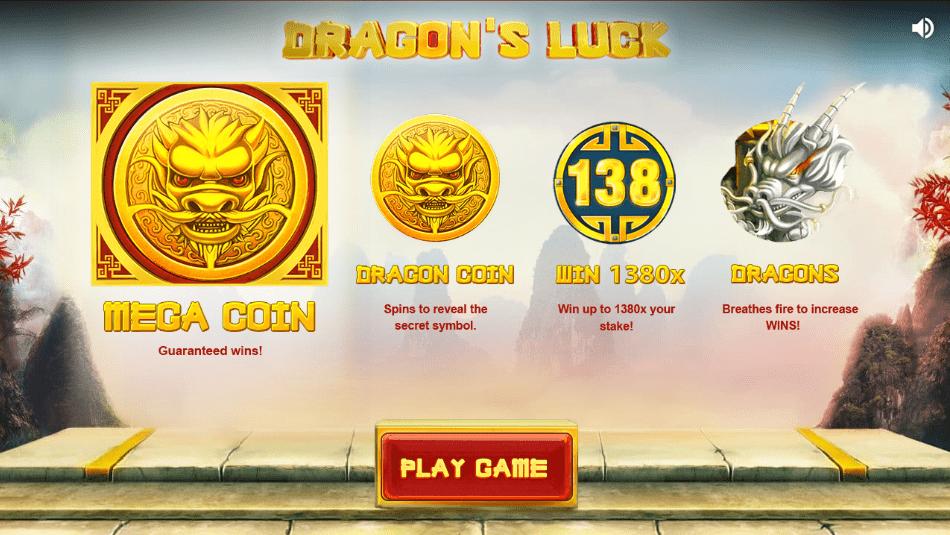 dragons luck casino