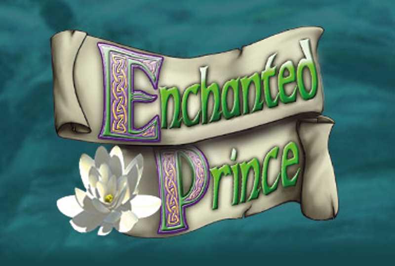 Enchanted Prince Slot UK Logo