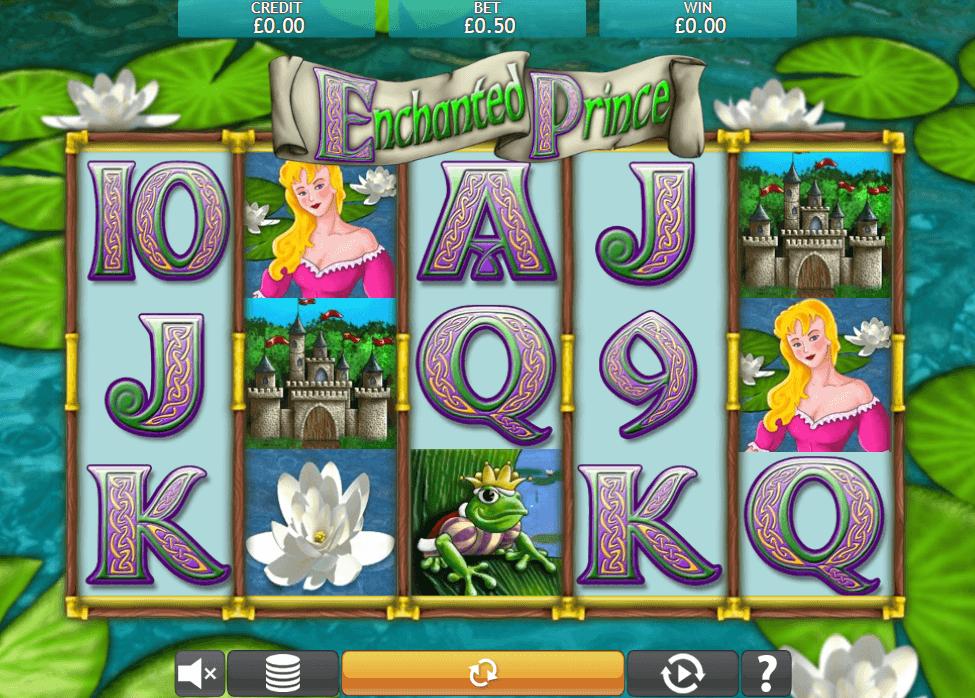 Enchanted Prince Jackpot gameplay
