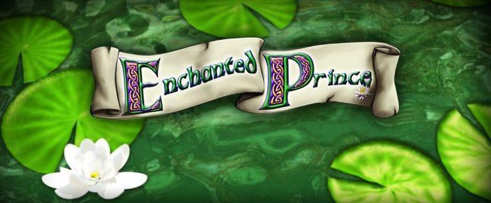 Enchanted Prince Jackpot logo