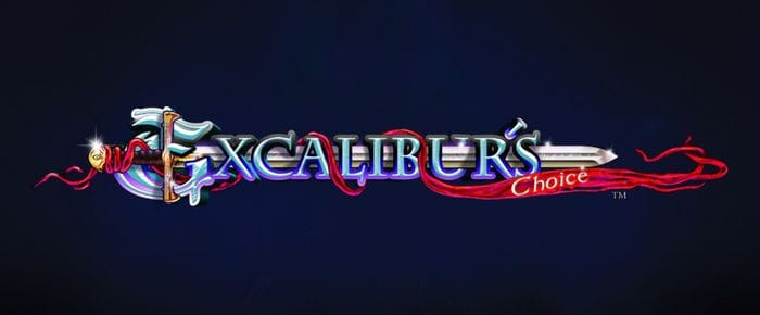 Excalibur's Choice Logo Slot