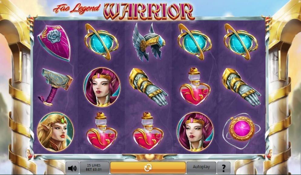 Fae Legend Warrior gameplay