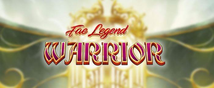Fae Legend Warrior Jackpot logo