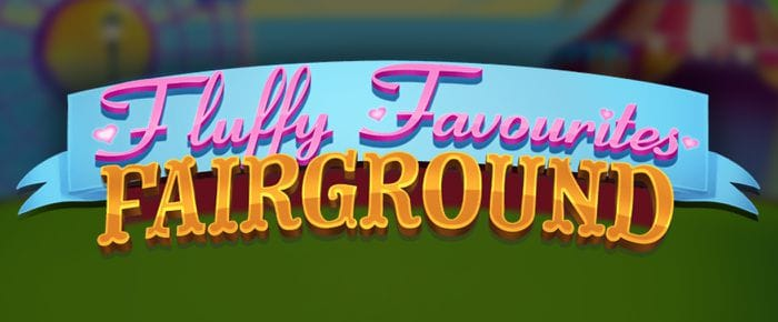 Fluffy Favourite Fairgrounds Logo