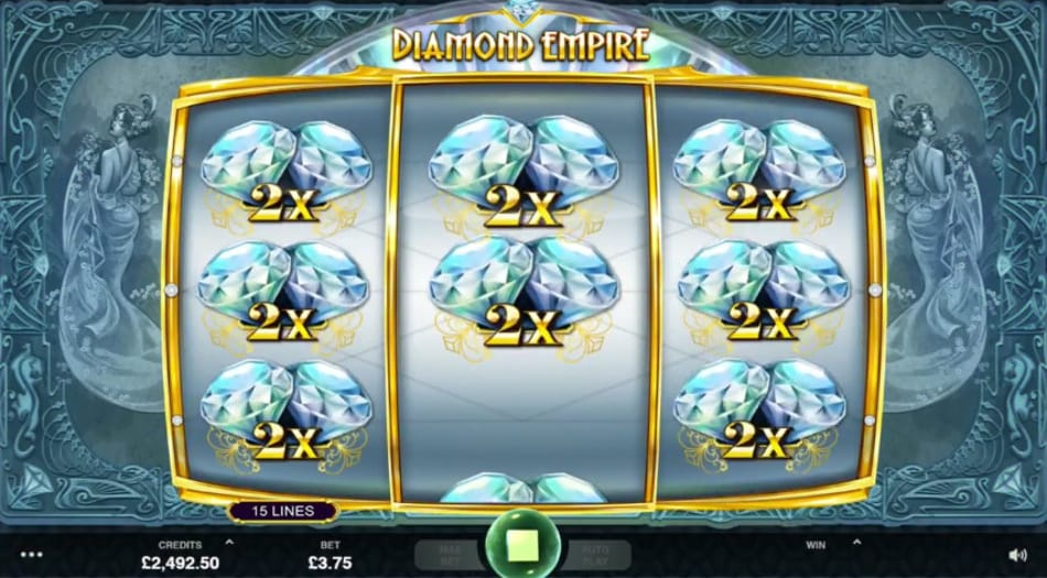 diamond empire slots game online