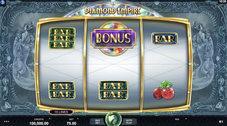 diamond empire slots gaming