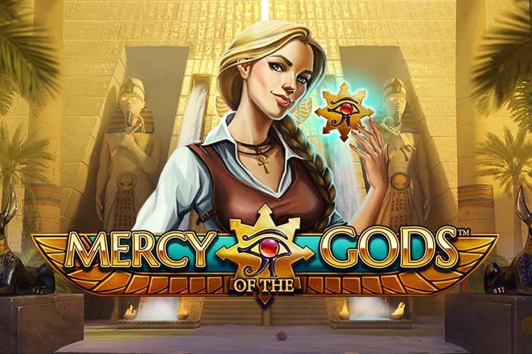 Mercy of the Gods Online Slot Logo