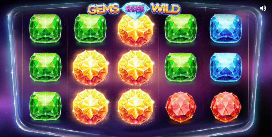gems gone wild slots spins online