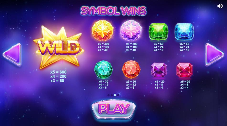 gems gone wild casino game