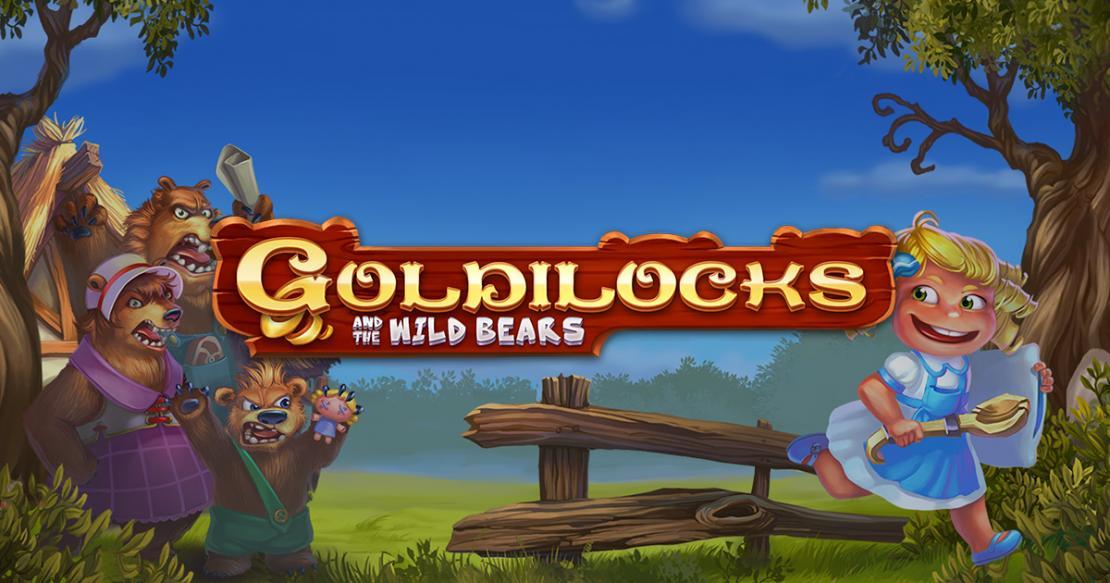 Goldilocks Casino Slot Logo