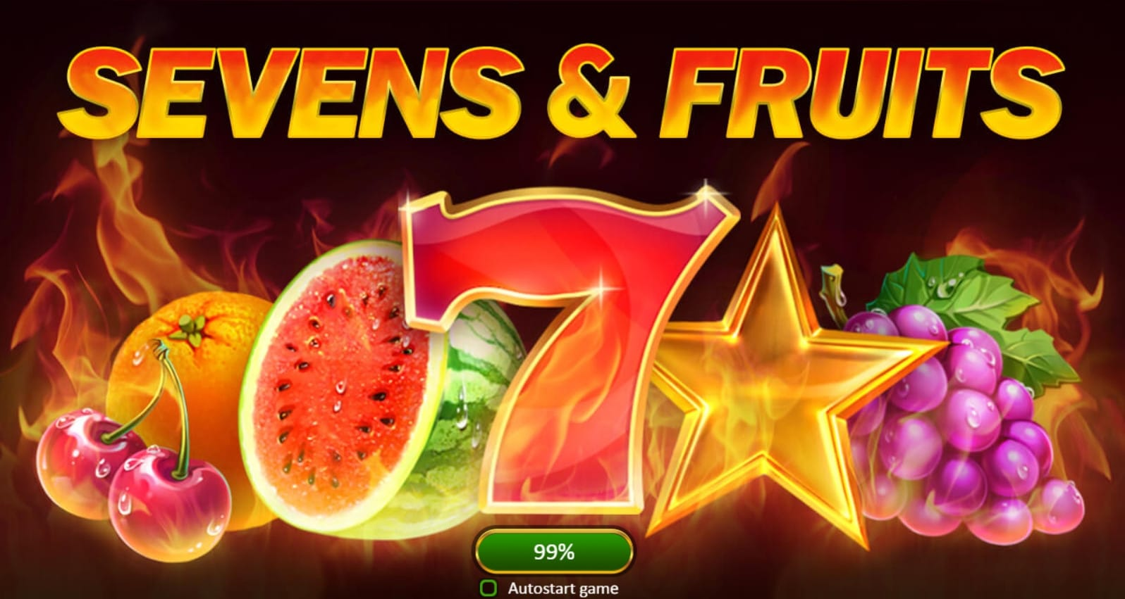 sevens and fruits online game