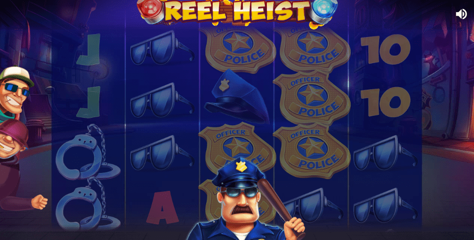 heist casino spins slot game