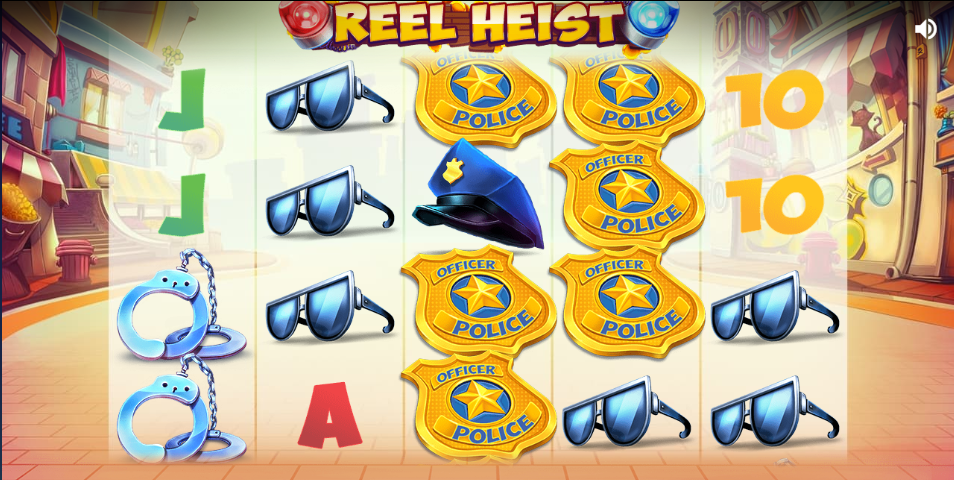 heist casino spins slots game