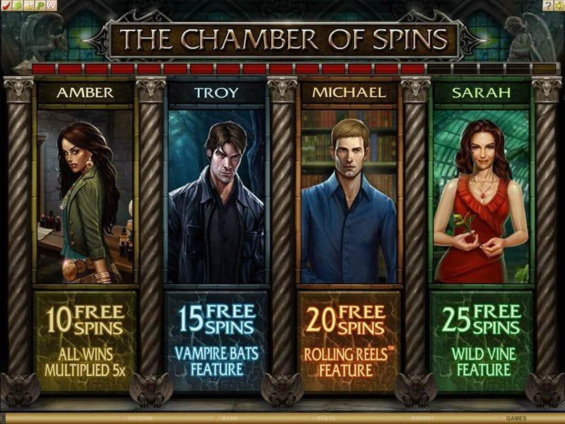 Free slots with bonus spins