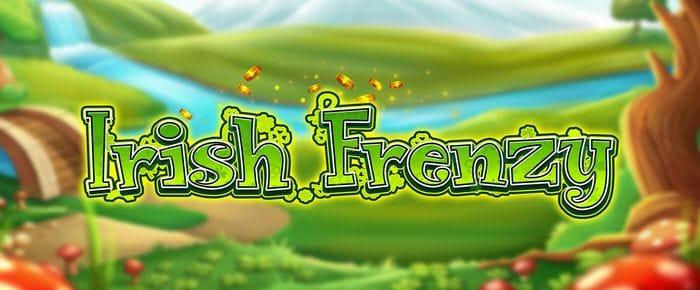 Irish Frenzy Logo Casino