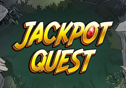Jackpot Quest Slot Logo