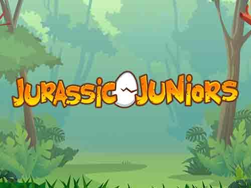 Jurassic Juniors Jackpot logo