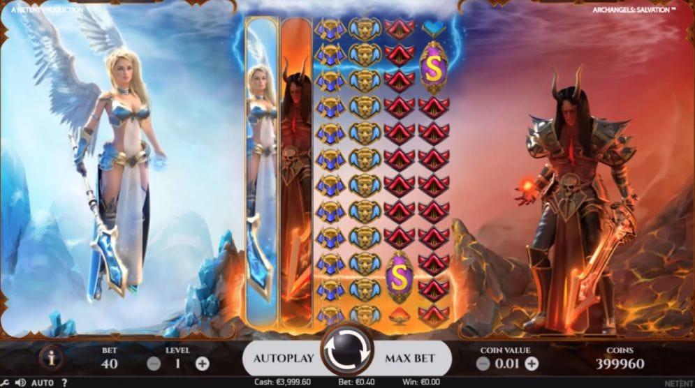 archangel salvation game