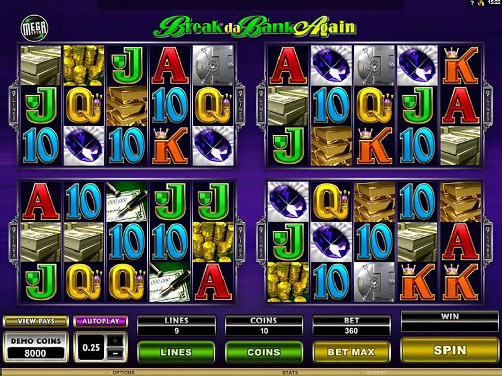 slots spins online game