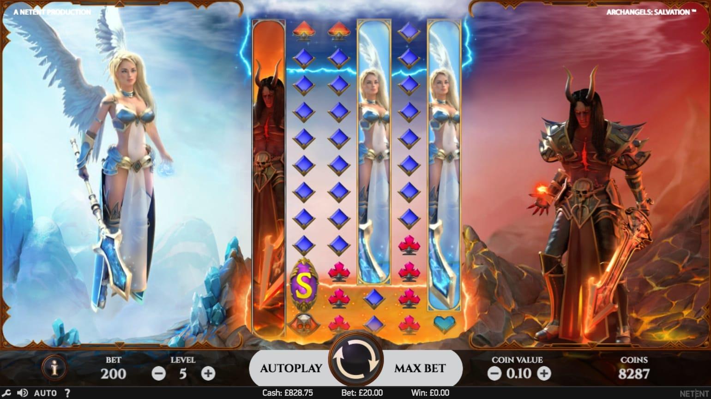 archangel salvation casino