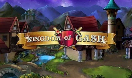 Kingdom of Cash Jackpot logo