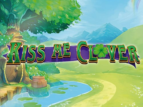 kiss me clover jackpot game