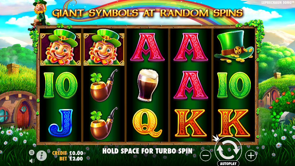 song leprechaun slots spins