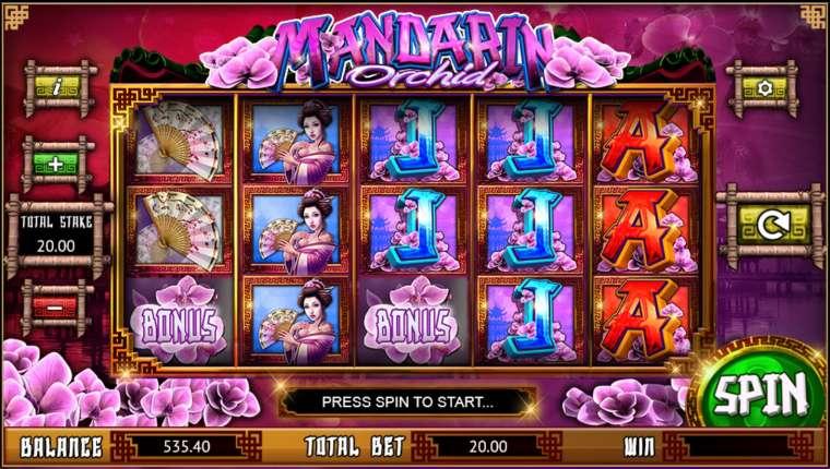 Mandarin Orchid gameplay