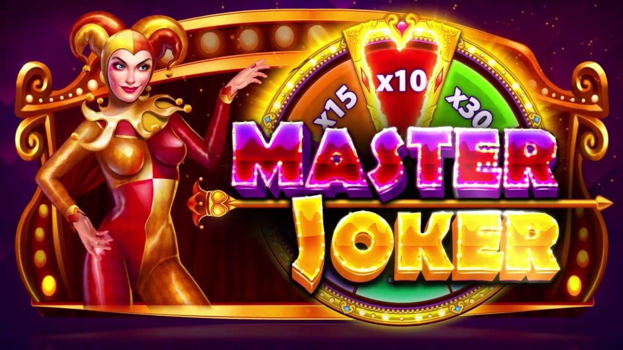 Master Joker Online Slots