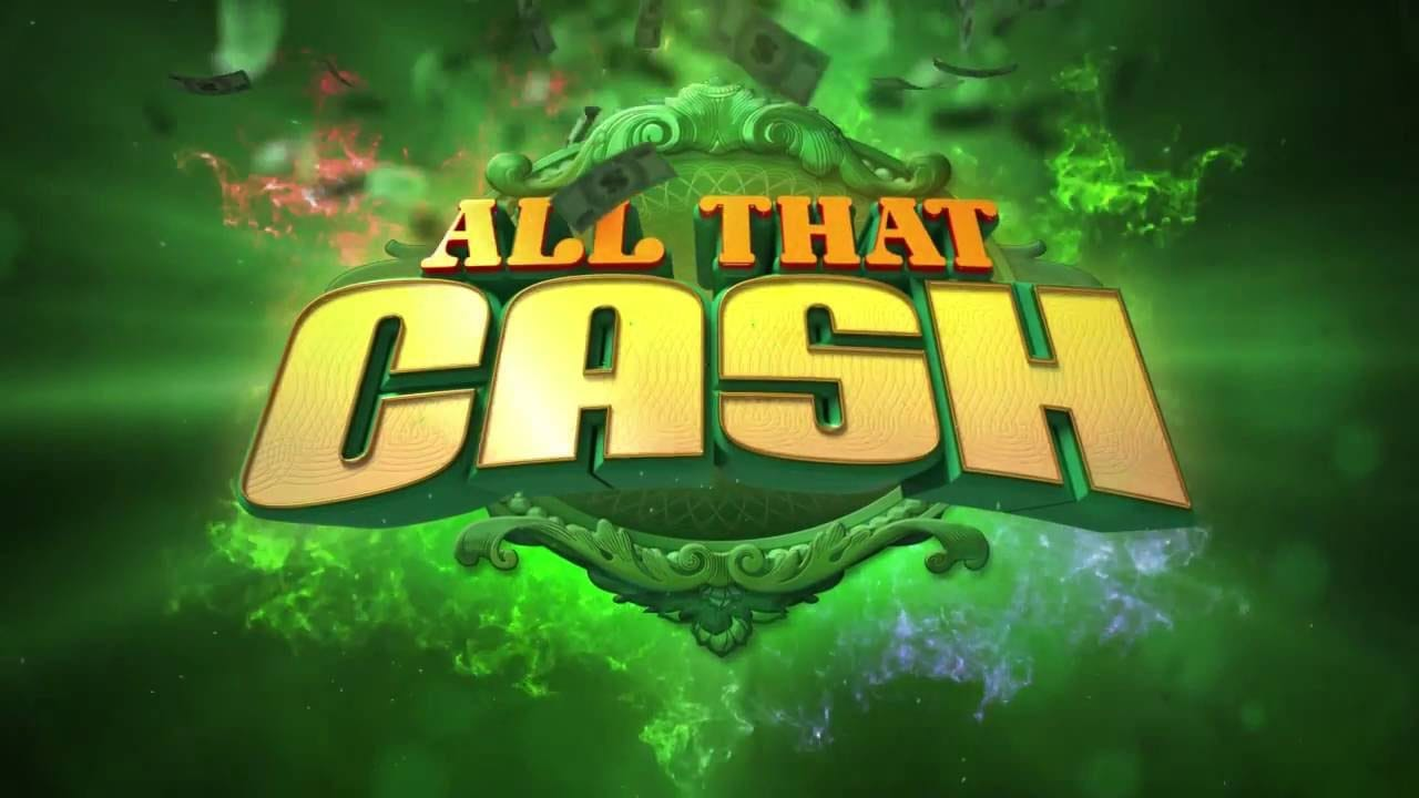 All That Cash slot logo