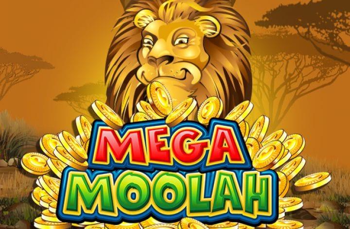 mega moolah jackpot logo