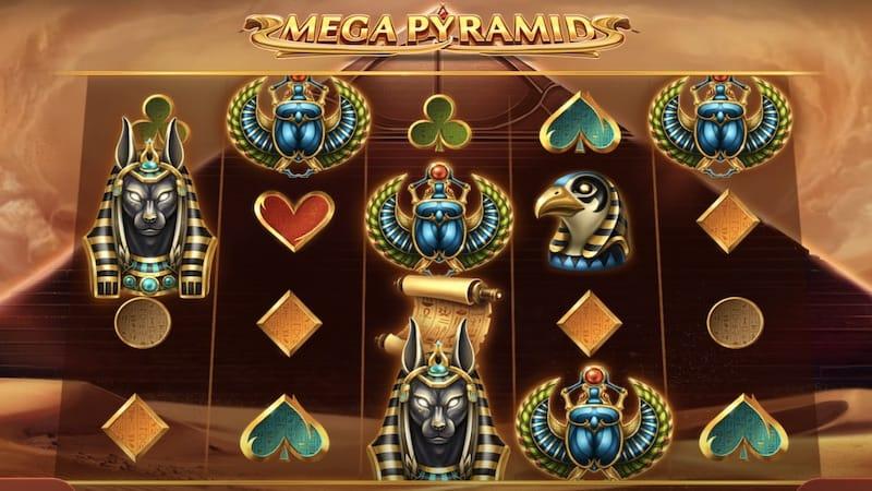 Mega Pyramid Casino Gameplay