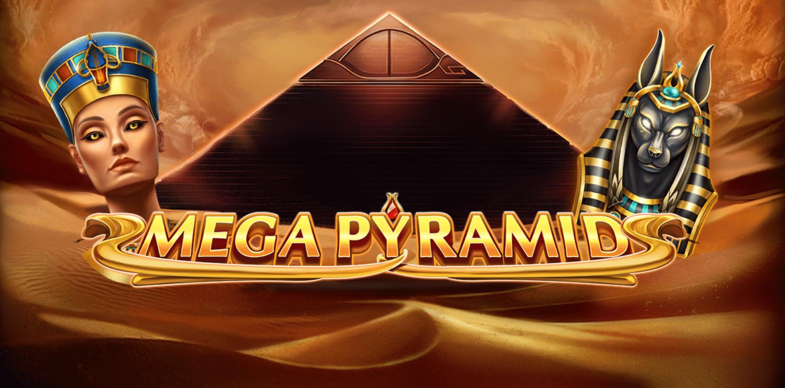 Mega Pyramid Slot Logo