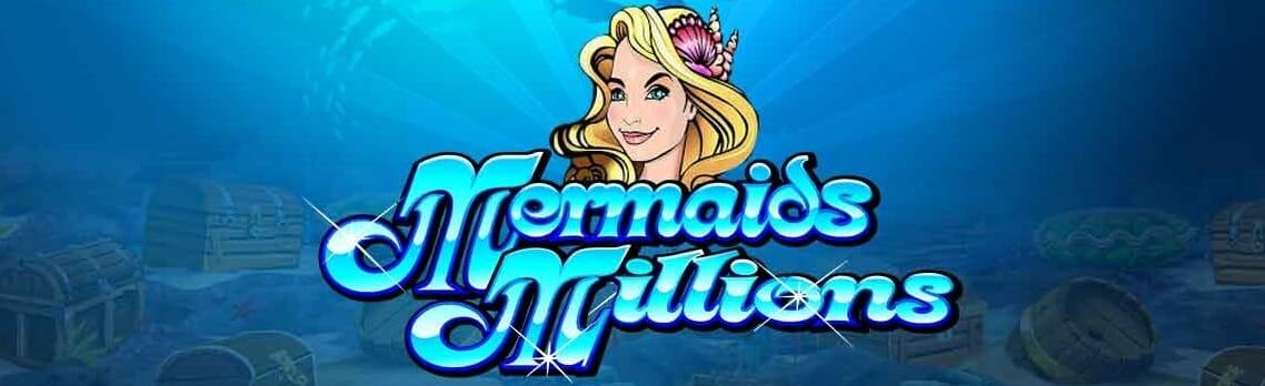 Mermaids Millions Logo