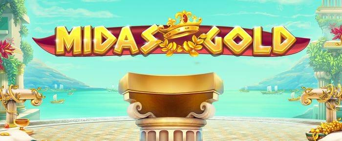 midas gold casino game logo