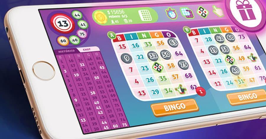 Phone bingo