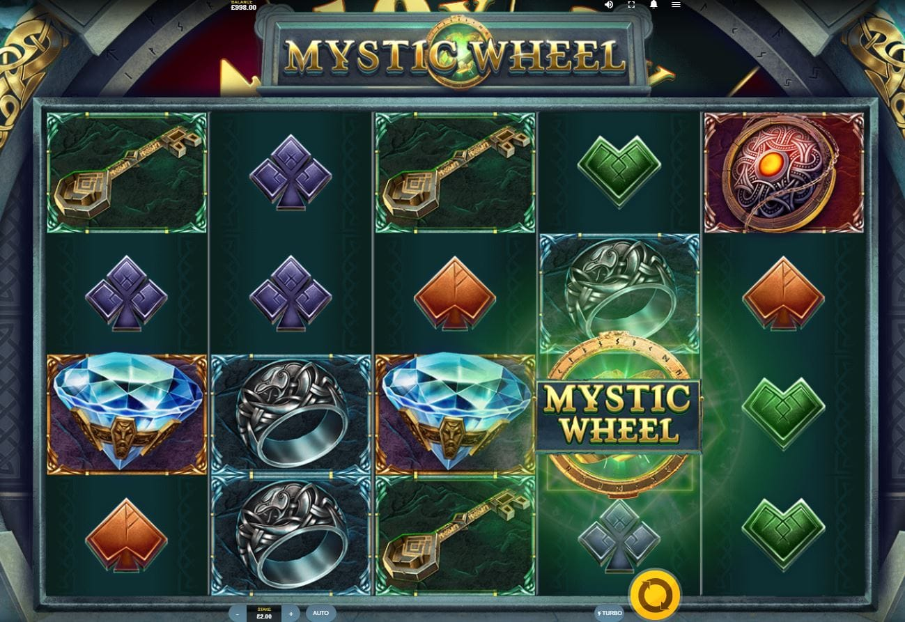 mystic wheel gameplay 2