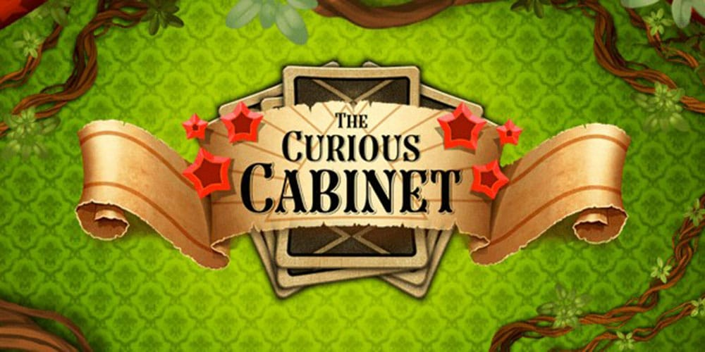 curious cabinet slots online