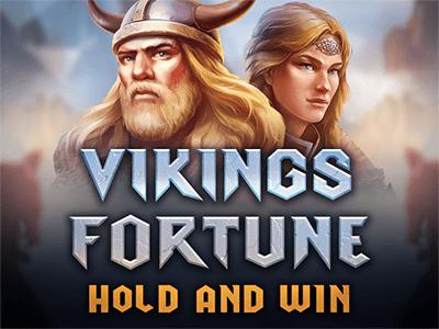 Viking Fortune: Hold & Win logo slot
